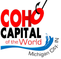 Coho Capital of the World - Michigan City