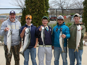 Michigan City High School Fishing Club