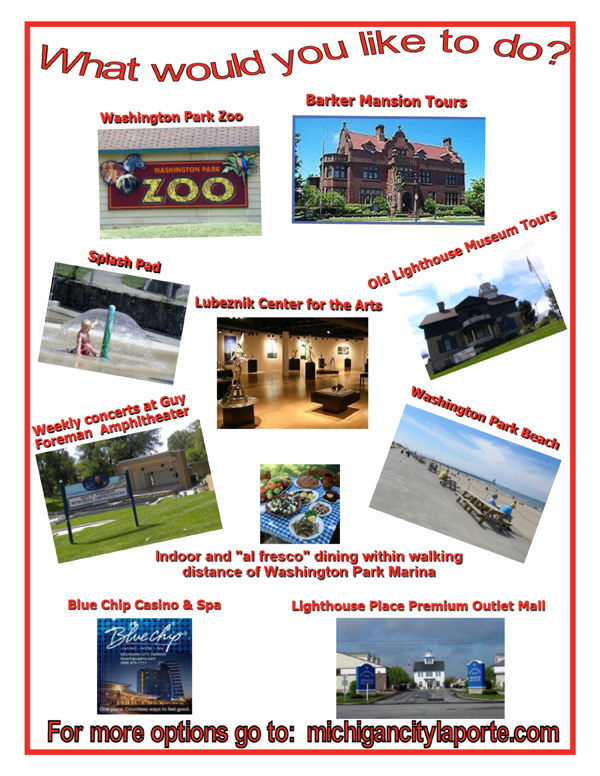 Things to do in Michigan City